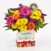 FTD Birthday Bright Bouquet premium
