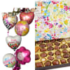 Mother's Day 6 balloon Bouquet deluxe