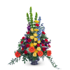 Vibrant Life Urn deluxe