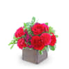 Rustic Pomegranate Flower Arrangement standard