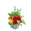 Positano Sunset Flower Arrangement premium