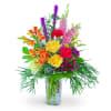 Fresh-Picked from the Garden Flower Arrangement premium