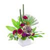 Verdant Reign Flower Arrangement deluxe