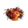 Teleflora Hauntingly Pretty Pumpkin Arrangement standard