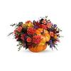 Teleflora Hauntingly Pretty Pumpkin Bouquet standard