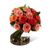 The FTD® Blazing Beauty™ Rose Bouquet premium
