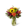 The FTD® Color Craze™ Bouquet standard