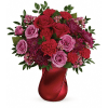 Teleflora's Mad Crush Bouquet standard