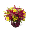 The FTD® Autumn Splendor® Bouquet 2016 deluxe