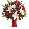 Teleflora's Sweetest Satin Bouquet premium