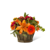 The FTD® Harvest Memories™ Basket standard