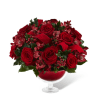 The FTD® Holiday Peace™ Bouquet by Vera Wang 2016 premium