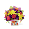 The FTD® Happy Birthday Bouquet premium