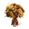 The FTD® Autumn Roads™ Bouquet premium