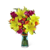 The FTD® Pick-Me-Up® Bouquet deluxe