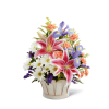 The FTD® Wondrous Nature™ Bouquet standard