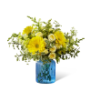 The FTD® Something Blue™ Bouquet by Better Homes and Gardens® deluxe