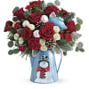 Teleflora's Frosty Enchantment Bouquet