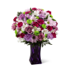 The FTD® Purple Pop Bouquet premium