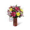The FTD® Happy Moments™ Bouquet by Hallmark deluxe