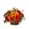 The FTD® Harvest Memories™ Basket deluxe
