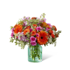 The FTD® Aqua Escape™ Bouquet by Better Homes and Gardens® premium