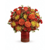 Teleflora's Heirloom Crock Bouquet deluxe