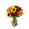 The FTD® Fall Frenzy™ Bouquet deluxe