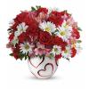 Teleflora's Happy Hearts Bouquet premium