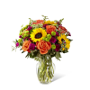 The FTD® Color Craze™ Bouquet deluxe