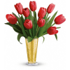 Tempt Me Tulips Bouquet by Teleflora standard