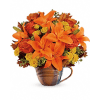 Teleflora's Fall Mystique Bouquet premium
