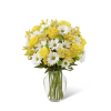 The Sunny Sentiments™ Bouquet by FTD®  deluxe