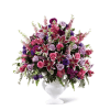 The FTD® Peaceful Tribute™ Arrangement deluxe