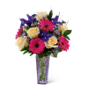 The FTD® Hello Happiness™ Bouquet  deluxe