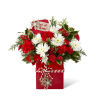 The FTD® Holiday Cheer™ Bouquet standard