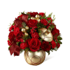 The FTD® Holiday Delights™ Bouquet 2016 premium