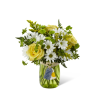 The FTD® Hello Sun™ Bouquet standard