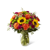 The FTD® Color Craze™ Bouquet premium