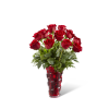 The FTD® In Love with Red Roses™ Bouquet standard