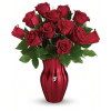 Teleflora's Heart Of A Rose Bouquet premium