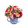 The FTD® Be Blessed™ Bouquet deluxe