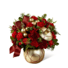 The FTD® Holiday Delights™ Bouquet 2016 standard