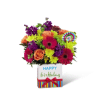 The FTD® Birthday Brights™ Bouquet premium