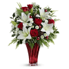 Teleflora's Wondrous Winter Bouquet deluxe