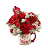 The FTD® Believe™ Mug Bouquet by Hallmark 2016 premium