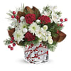Teleflora's Wondrous Winterberry Bouquet standard