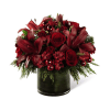 The FTD® Season's Sparkle™ Bouquet premium
