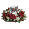 Thomas Kinkade's Snowfall Dreams Bouquet deluxe