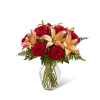 The FTD® Fall Fire™ Bouquet deluxe